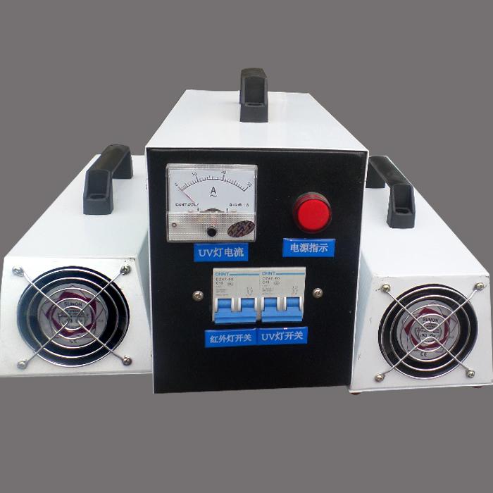 红外流平\紫外固化两用一体机 红外500W,紫外1KW