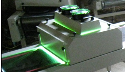 流水线加装uv光固机 各规格加装uv固化机