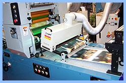 胶印机加装UV固化机