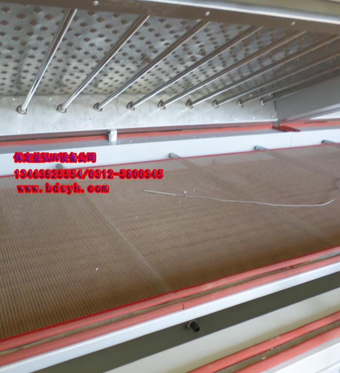 红外线烘干隧道炉