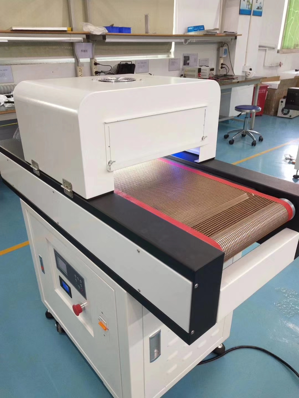 UVLED面光源光固化机 输送带式UV低温冷光源紫外线LED光源固化